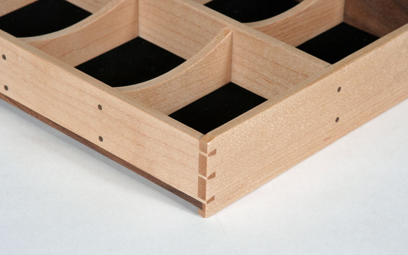 drawer dovetails